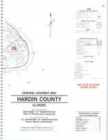 Map Image 025, Pope and Hardin Counties 2000
